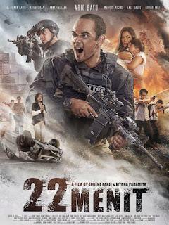 Download Film 22 Menit (2018) Full Movie Sub Indo
