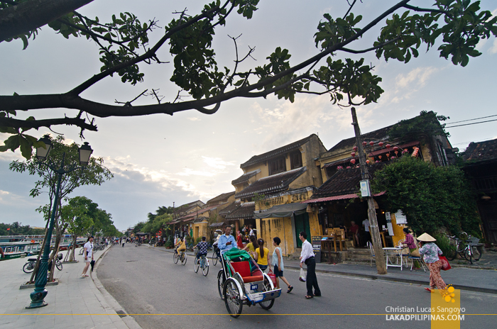 Hoi An Ancient Town Vietnam Riverside