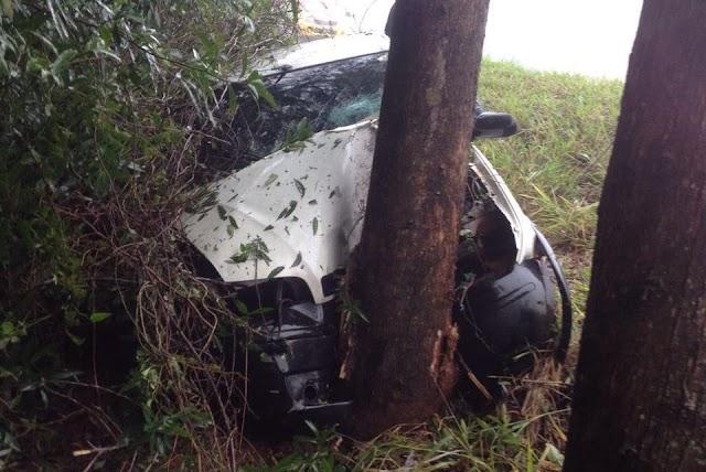 Grave acidente ceifa vida de jovem senhor de 34 anos
