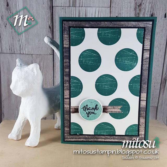 New 2017 2018 Stampin Up Wood Words Mitosu Crafts Order Stampinup UK Online Shop 2