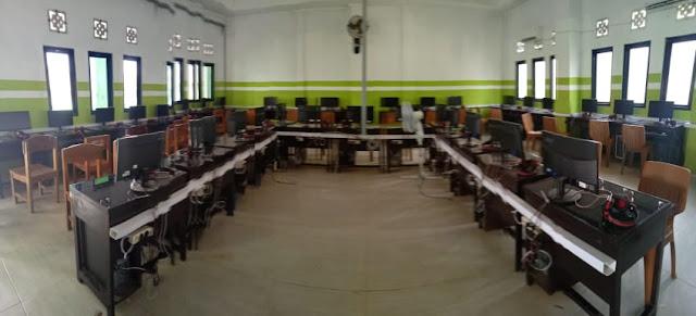 Simulasi UNBK Tahap 1 SMK Yasmida Ambarawa