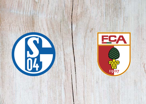 Schalke 04 vs Augsburg -Highlights 24 May 2020