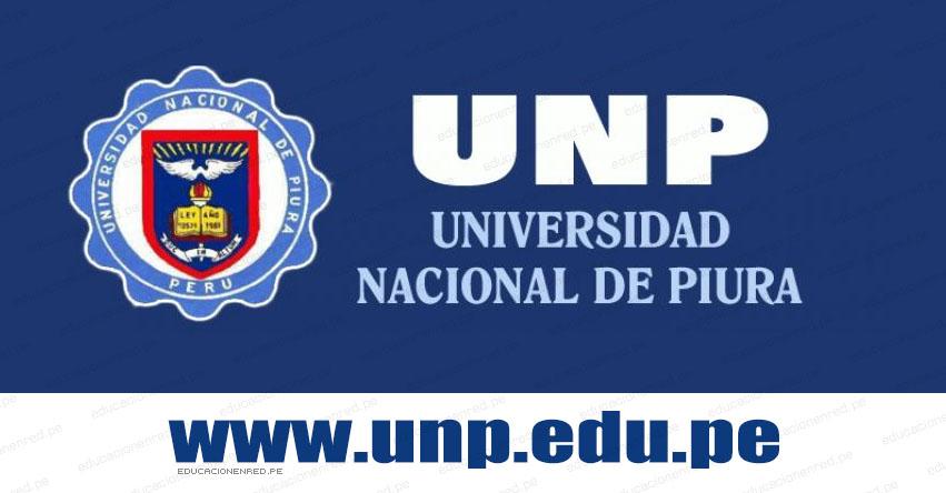 Resultados UNP Piura 2020-1 (Domingo 20 Diciembre) Lista de Ingresantes - Examen Admisión General Presencial - Área Ciencias - Universidad Nacional de Piura - www.unp.edu.pe