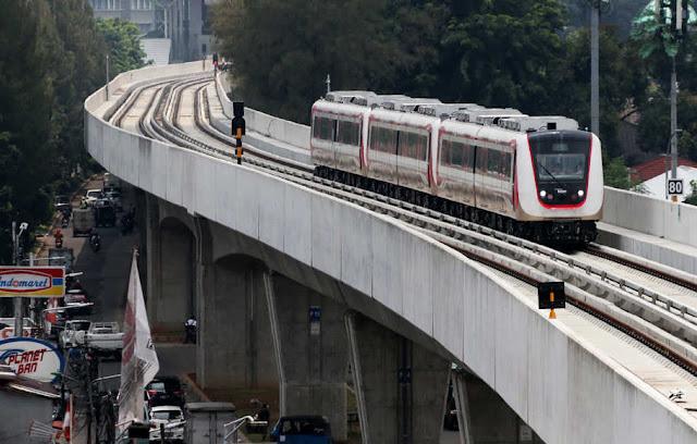 Proyek LRT Fase II Rute Kelapa Gading Hingga Manggarai Masih Tahap Penyusunan Basic Design