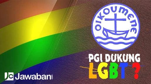 PGI Keluarkan Surat Pastoral Dukung LGBT, Gereja Katolik Tetap Menolak