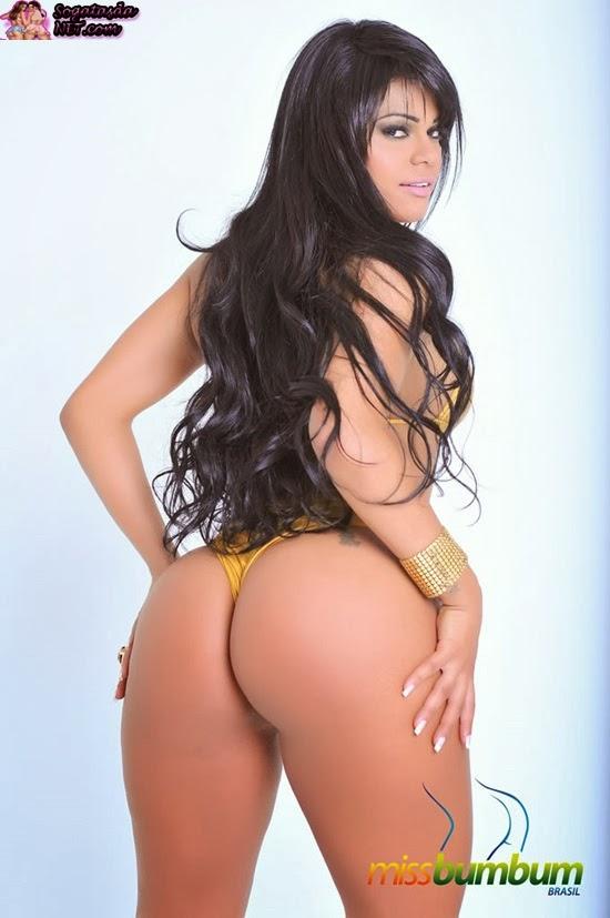 O Amazonas vem com a modelo Delani Rissi de 24 anos