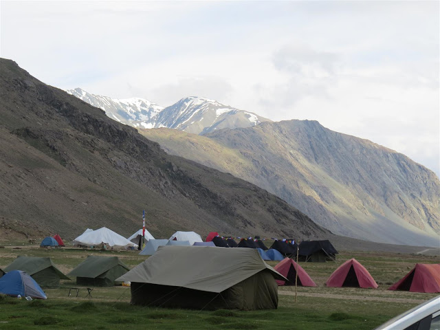 Camps near Chandrataal