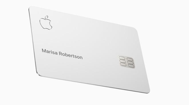 蘋果信用卡 Apple Card 將於 8 月正式推出