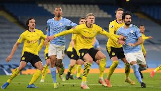 Borussia Dortmund vs Manchester City Prediction and Preview 2021