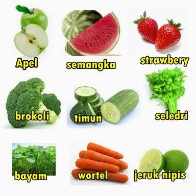 Diet, Kalori, dan Makronutrisi serta Serat