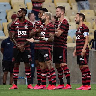 Jogadores do Flamengo serão testados para coronavírus após caso suspeito de dirigente