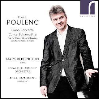 Francis Poulenc - Mark Bebbington - Resonus Classics