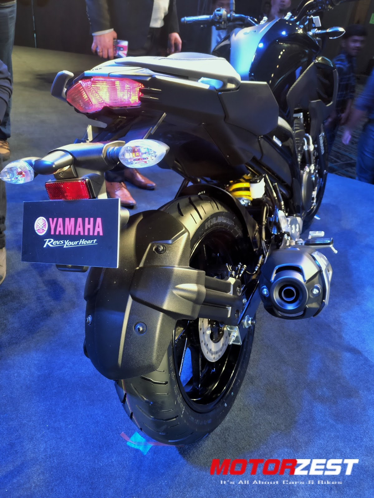 10 points you should know about yamaha fz25