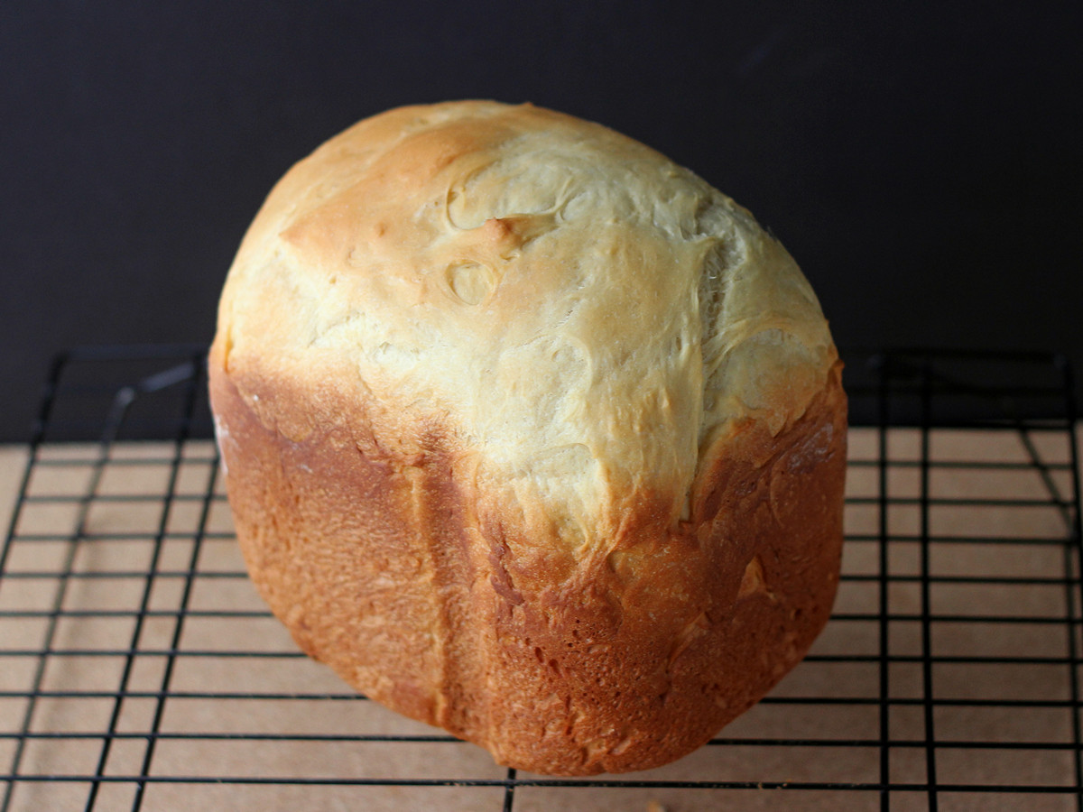 Cookistry Bread Machine Buttermilk And Semolina Loaf
