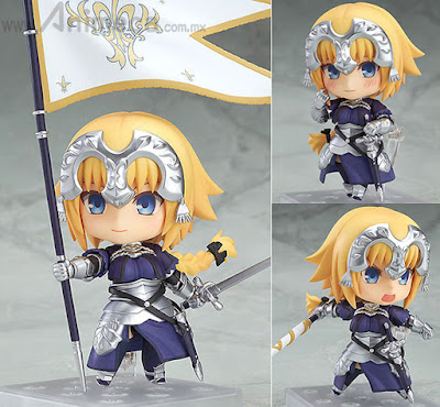 Figura Ruler/Jeanne d'Arc Nendoroid Fate/Grand Order
