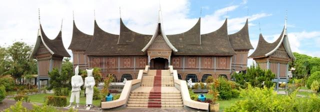 Ngulik Sejarah Minang di Museum Adityawarman