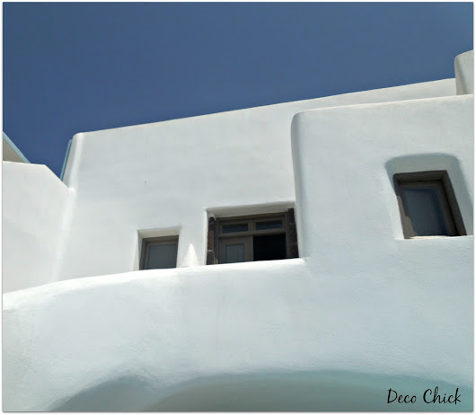 The Small Architect's Villa Santorini Greece