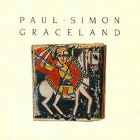 The Top 10 Albums Of The 80s: 07. Paul Simon - Graceland