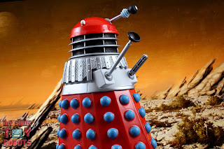 Custom 'Mutation of Time' Red Dalek 11