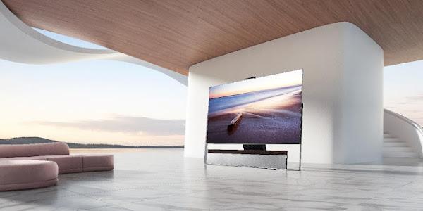 Conheça as novas TVs Mini LED da TCL com um desempenho sem igual a 8K
