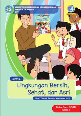 Buku Tematik Kelas 2 Semester 2 Kurikulum 2013 Revisi 2018