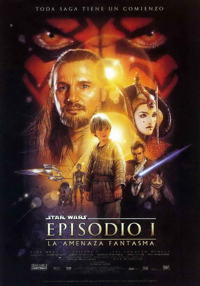 La Bogeria Del Cine: Star Wars I: La Amenaza Fantasma