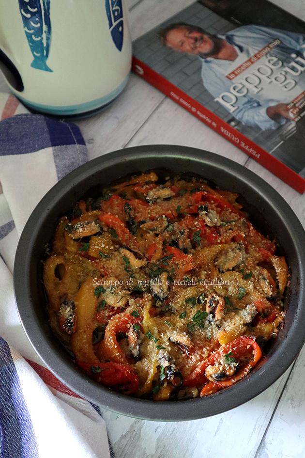 Peperoni e cozze