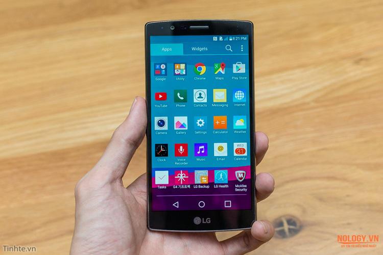 Màn hình điện thoại LG G4 xách tay