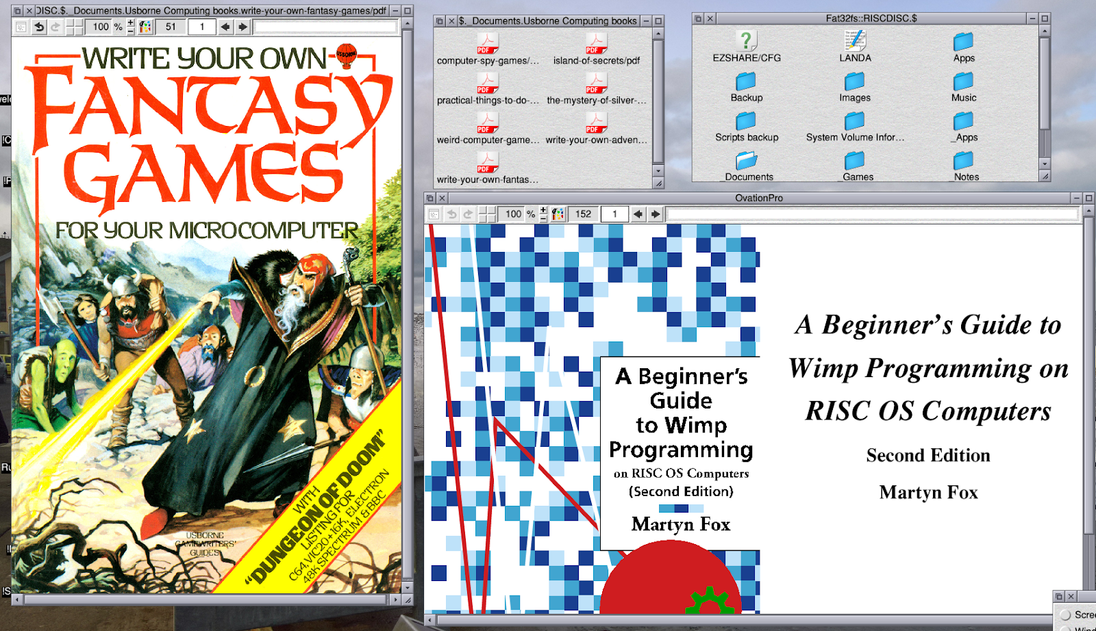 Can you use RISC OS as your main computer? - Superdecade Games
