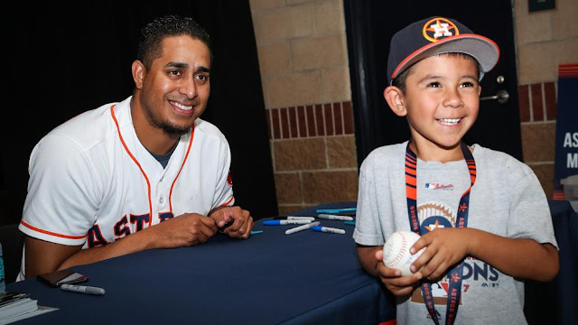 houston astros kids club