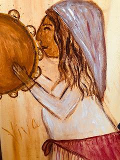 Sicilian Tamburello. The Healing Powers of the Black Madonna