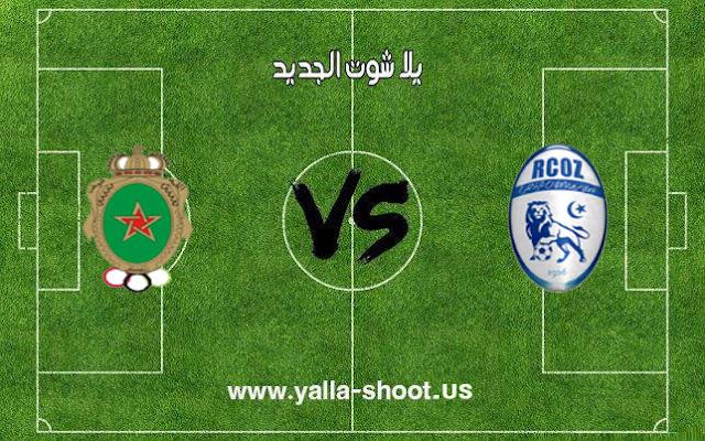 اهداف مباراة سريع وادي زم والجيش الملكي اليوم 24-12-2018 الدوري المغربي