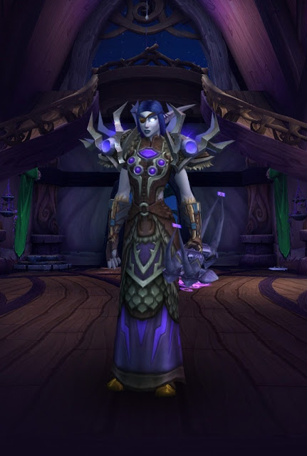 Bliz offers a host of resources thru their websites. armory shows the stats for each characyer