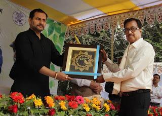 sanjay-kumar-honored