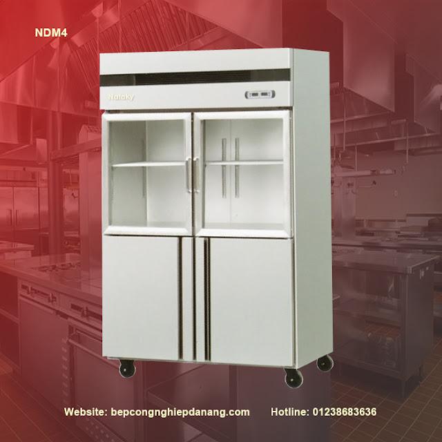 tủ đông công nghiệp 2 chế độ mát và lạnh