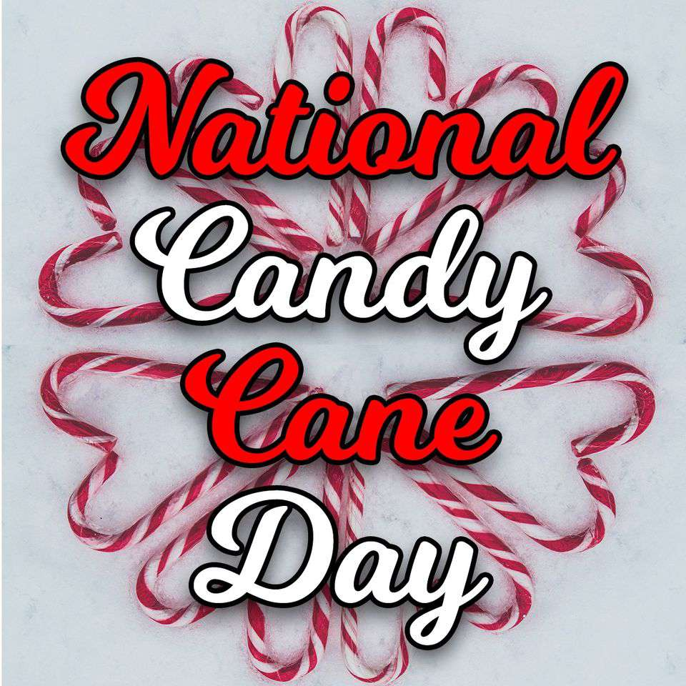 National Candy Cane Day Wishes Sweet Images