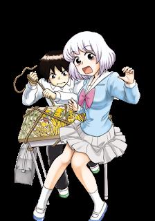 Séki et Yokoi les voisins de classe