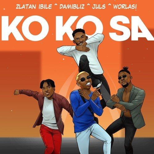 """Zlatan x Damibliz x Juls x Worlasi – """"Kokosa"""" - www.mp3made.com.ng"""