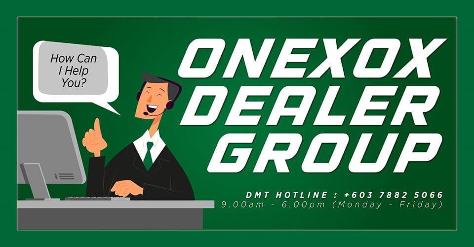 Sistem Sokongan Dealer ONEXOX