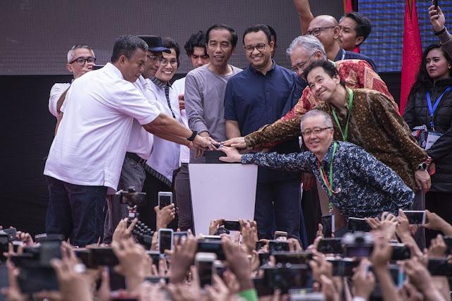 Harga Bisa Berubah, Anies: Jangan karena Mau Pemilu Tarif MRT Rp 8.500