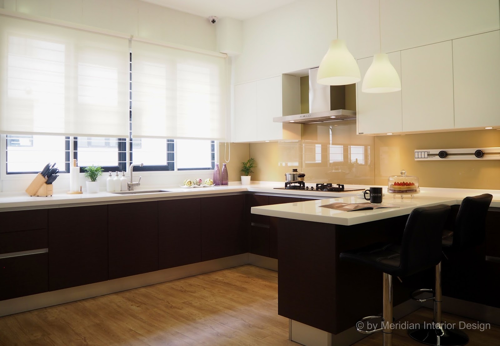 meridian - interior design and kitchen design, in kuala lumpur