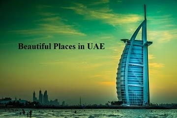 Beautiful Places in UAE