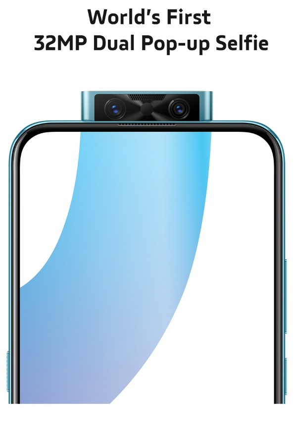 vivo V17 Pro Launch 20 sept, 12 pm