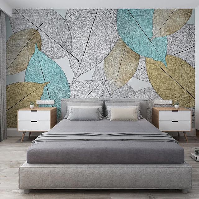 Beautiful wall decor for bedroom