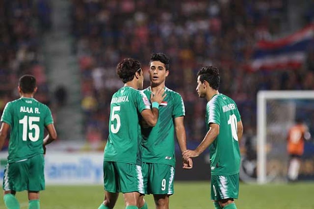 Video U23 Thái Lan 1-1 U23 Iraq: Sai lầm 11m, thót tim ngược dòng hiệp 2 2