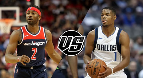 Live Streaming List: Washington Wizards vs Dallas Mavericks 2018-2019 NBA Season