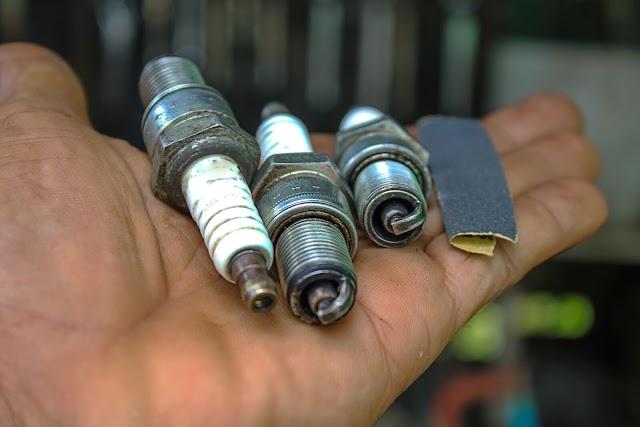 Cara Memperbaiki Busi Motor yang Jarang Diketahui Banyak Orang