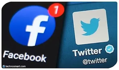 Zuckerberg Detaches Facebook From Twitter In Trumph Battle