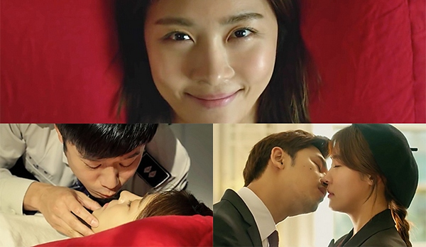 "Ha Ji Won Cium Chun Jung Myung dan Chen Bolin di Film ""Life Risking Romance"""
