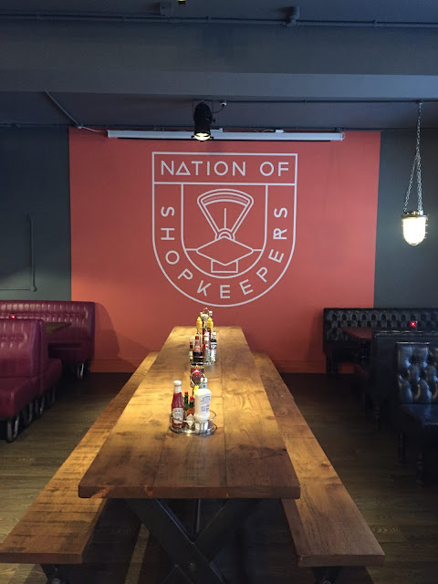 Nation of Shopkeepers, Leeds